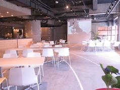 アリストンホテル宮崎 レストランラウンジ 花風 KAHUの雰囲気1