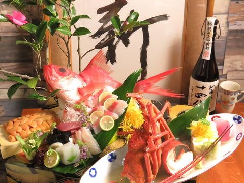 日本料理「新」が古馬場に移転。極上な素材を熟練の職人が仕上げる日本料理は格別。
