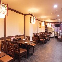 金福来 台湾料理の雰囲気1