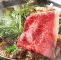 料理メニュー写真国産黒毛和牛すきやき 並/上/特上