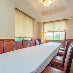 【個室】最大10名様でご利用頂ける個室空間です。