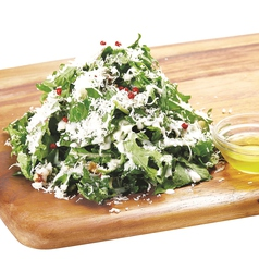 料理メニュー写真国産ケールのシーザーサラダ