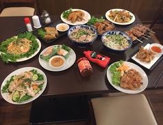 ベトナム料理 ベトニヤ vietnamese food warabiの写真