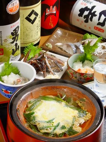 種類豊富なお酒と毎日手作りをしている家庭的な味の料理