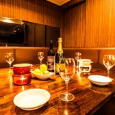 2~4名様用個室となります♪テーブルタイプ、ソファタイプ、お座敷タイプございます。(2~80名様までの個室ご用意しております。人数やご予算、お時間などお気軽にご相談ください♪)