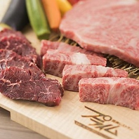 北海道産のお肉を独自のルートで仕入れ!
