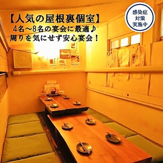 美味しい和食と豚料理 居酒屋 とんからりの雰囲気1