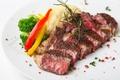 料理メニュー写真蔵王牛のサーロインステーキ 150グラム