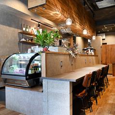 Amoha Cafeの雰囲気1