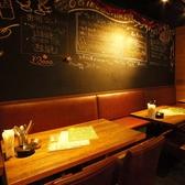 柔らかい椅子のソファー席もあり!!荻窪での女子会、デート、誕生日、各種宴会に♪