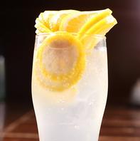 ◇人気のレモンサワーあります◇
