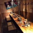 8名様 テーブル