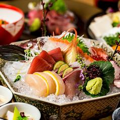 鮮魚と個室 桝田 新宿店のおすすめ料理1