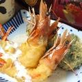 料理メニュー写真天使の海老天マヨソース