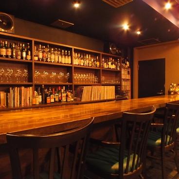 Bar Wの雰囲気1