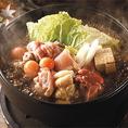 """2.5h、3h飲み放題付きご宴会プラン♪ ¥4,500~名物の""""鶏すき鍋""""を味わえます。"""