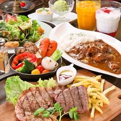 新鮮野菜と肉とカレーの店 サンフル