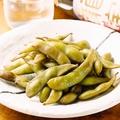 料理メニュー写真燻製枝豆