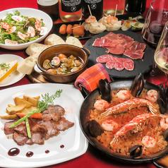 バルデエスパーニャセロのおすすめ料理1