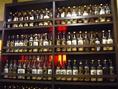たくさんのお酒もご用意してお待ちしております!