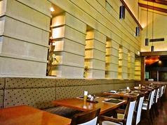 落ち着いた空間で食事をしたい時にぴったりです。