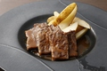 料理メニュー写真牛ハラミの照り焼き