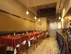 レストラン ボンジョリーナ 三鷹台の雰囲気3