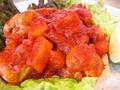 料理メニュー写真テキーラライムチキン