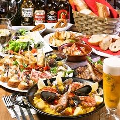bar de Espana ALETEO アレテオのおすすめ料理1