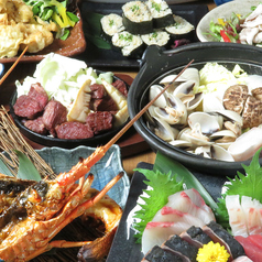 魚鮮水産 三代目網元 加古川南口店のコース写真