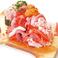 [名物]ぶっかけ寿司こぼれ盛り