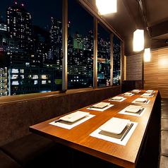 鮮魚と個室 桝田 新宿店の雰囲気1