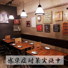 PIZZA&BAL REGALO レガーロ 堺町店の雰囲気1
