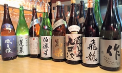 神田 日本酒バル 酒趣のコース写真