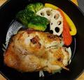 料理メニュー写真【New!】 チキングリルステーキ