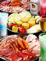 夏はもちろん、冬も新鮮な食材で楽しめる♪