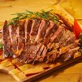 料理メニュー写真ハーフポンドステーキ