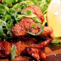 肉の旨味を活かしたボリュームある料理の数々