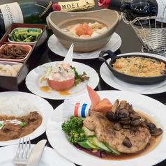 洋食 黒船亭 上野店のコース写真