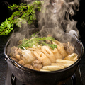 料理メニュー写真菜彩鶏のきりたんぽ鍋 (二人前~)
