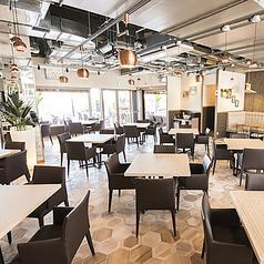 Trattoria Pizzeria LOGIC お台場の雰囲気1