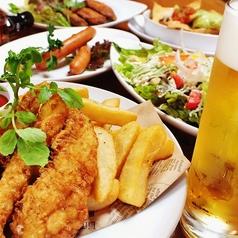 ザ リフィー タヴァーン The Liffey Tavern 2 東堀店のおすすめ料理1