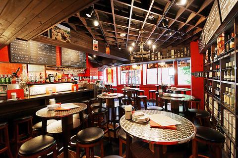 松戸で人気のスペインバル♪デート・女子会・誕生日に◎情熱的な料理と空間を楽しめる