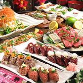 肉バルで肉寿司 ジョッキー 梅田店の写真