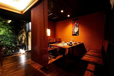 牛タンと日本酒 まつ田屋 伏見店の雰囲気1