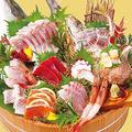 料理メニュー写真豊漁盛り(10種盛り)
