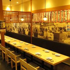 築地食堂 源ちゃん 飯田橋店の雰囲気1