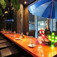 夜カフェ ALOHAランド 新宿東口店の雰囲気1