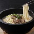 料理メニュー写真石焼ソルロンタン温麺