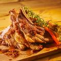 料理メニュー写真スペアリブの香草焼き~レフォールソース